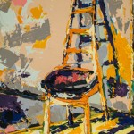 "Video | How I Painted ""A Chair in the Sun"""