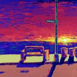 new works | Sunset #6 Esplanade
