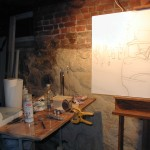 rebuilding a studio…